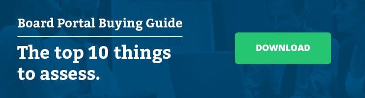 Aprio Board Portal Buying Guide