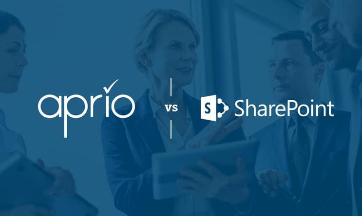 aprio-vs-sharepoint