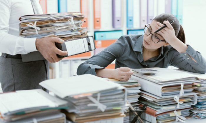 Board admin overwhelmed by board meeting prep