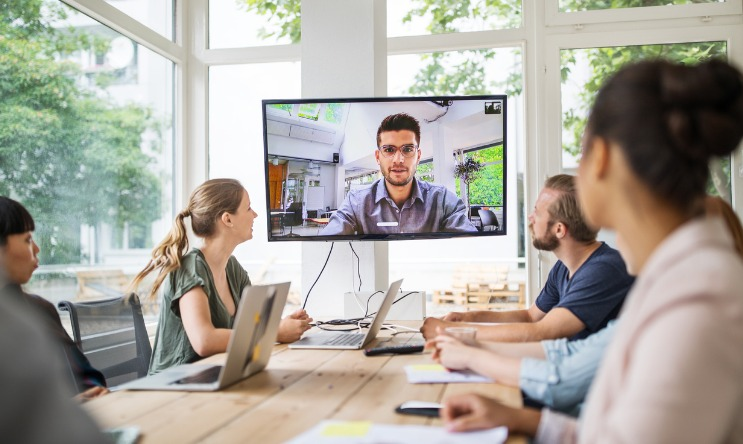 startup-business-team-having-a-video-conference-with-investor-picture