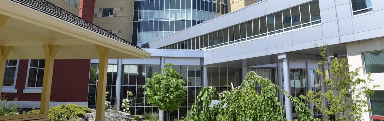 hospital and health centre