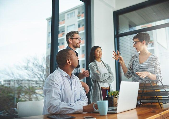 Evaluation of board portal software