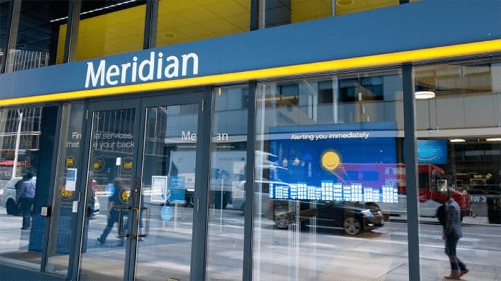 Meridian Credit Union branch