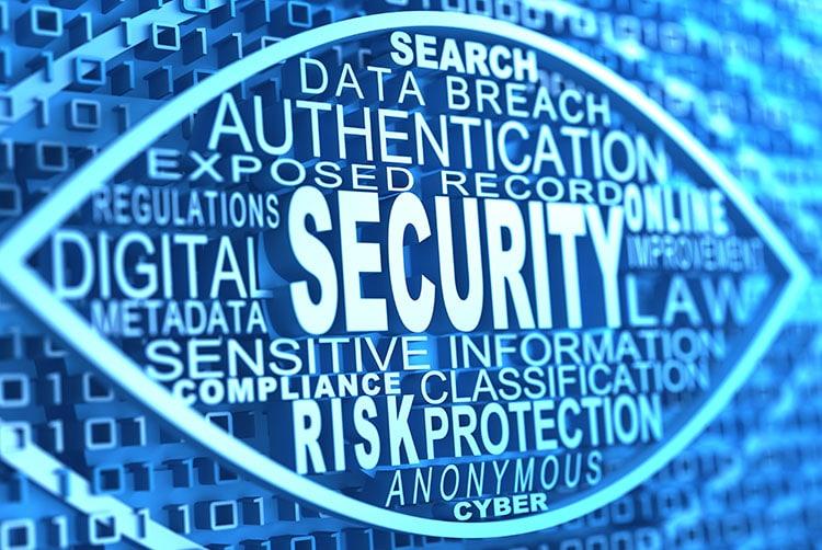Board portal security checklist collage