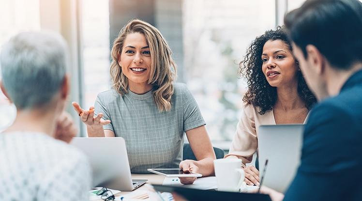 Women's representation on boards