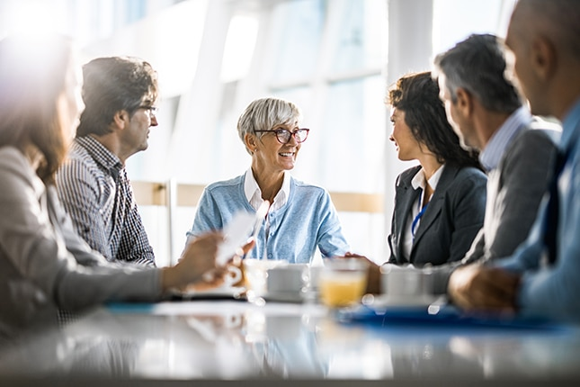 Effective communication skills in meetings