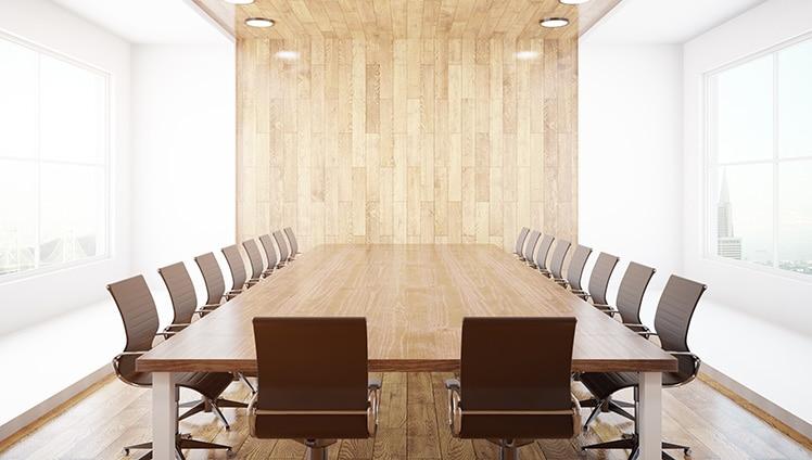 Board meeting preparation checklist