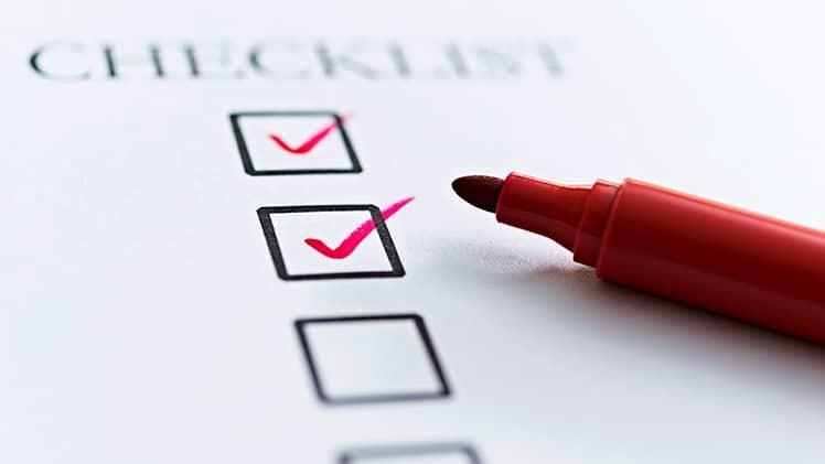 How to run a board meeting: a checklist