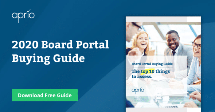 how to choose a board portal: read our guide