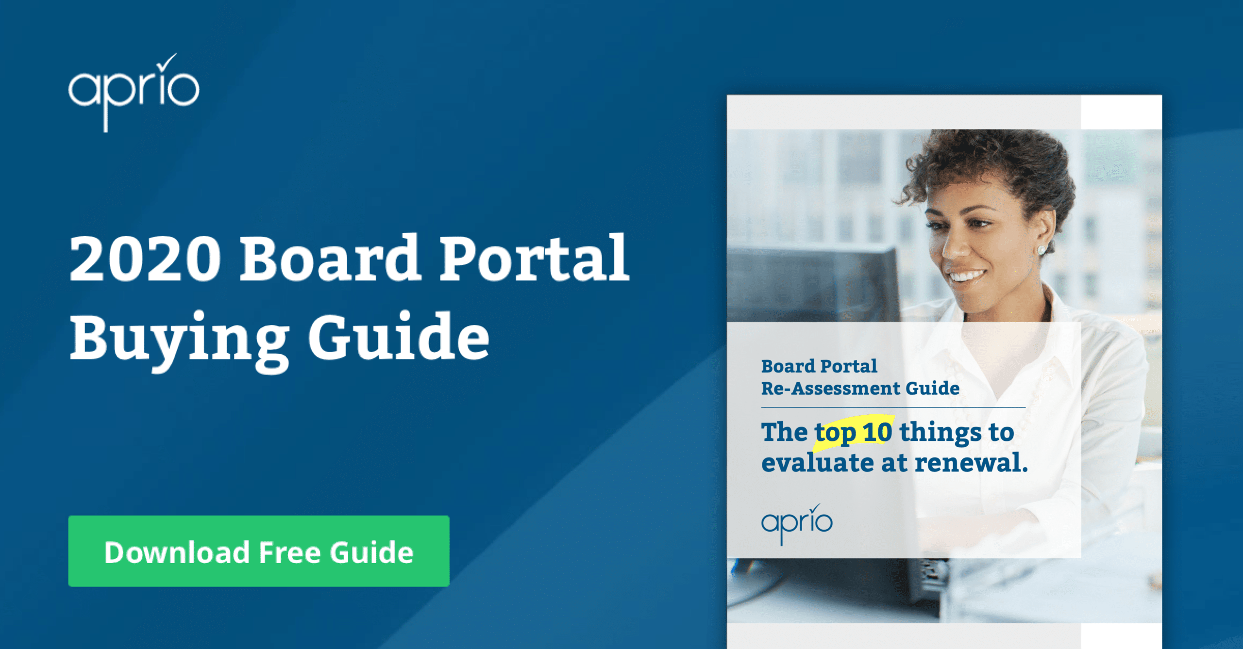 How to assess a board portal: download our guide