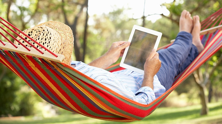 Best summer reads for boards
