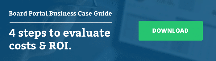 Download your board portal business case guide