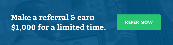 Make an Aprio referral and earn $1,000