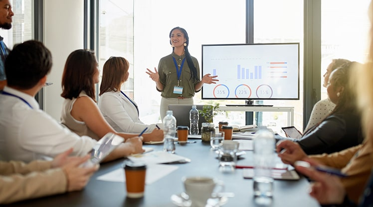 Women's representation in the boardroom