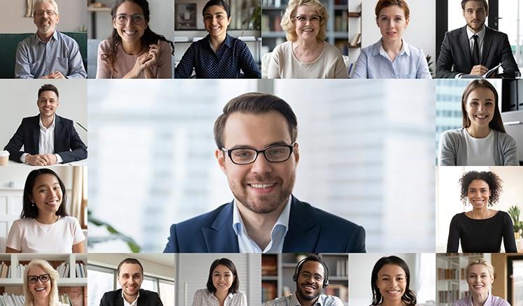 Remote board recruitment
