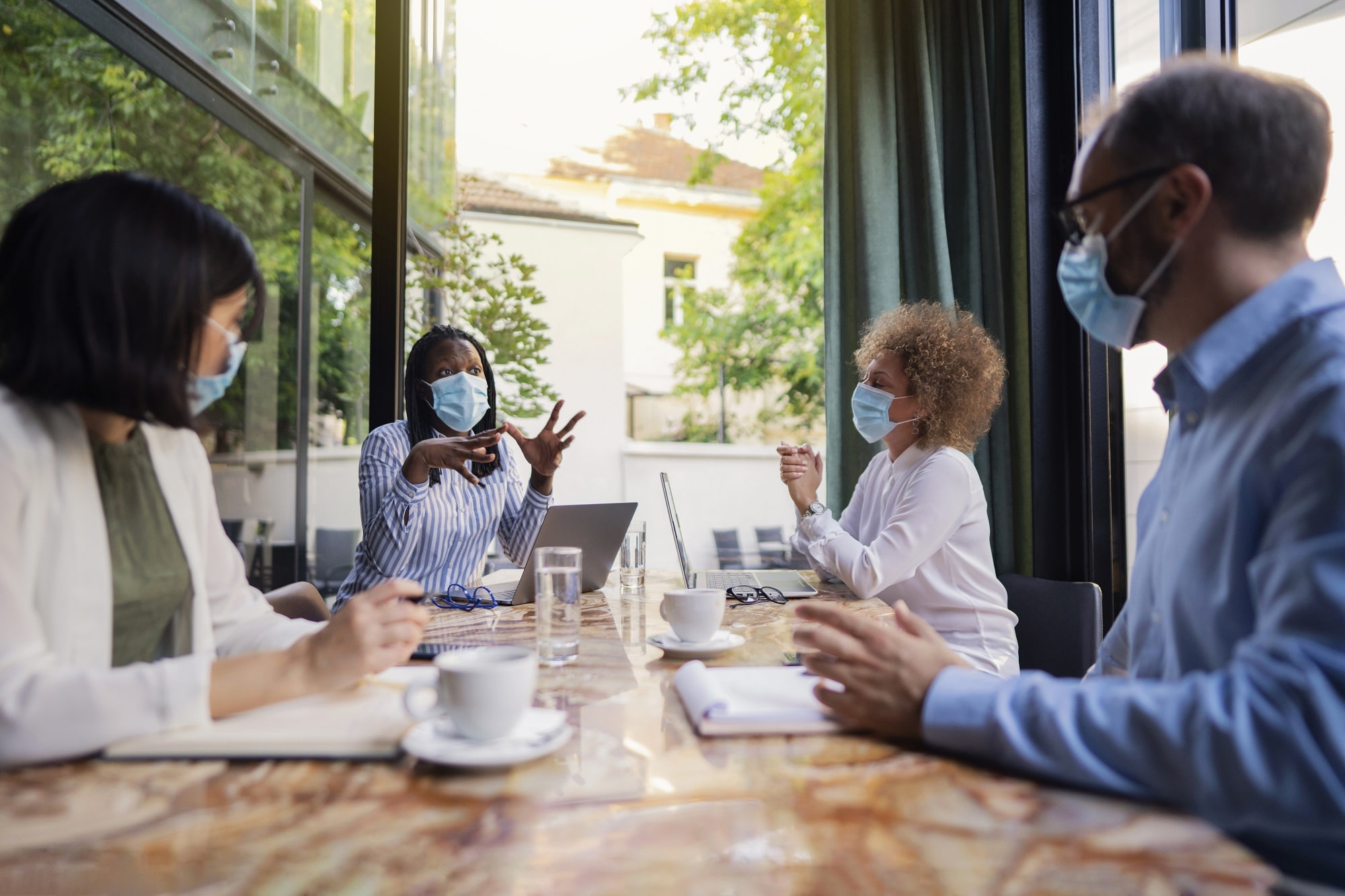 5 steps to better board management in 2021 including how to use board management software