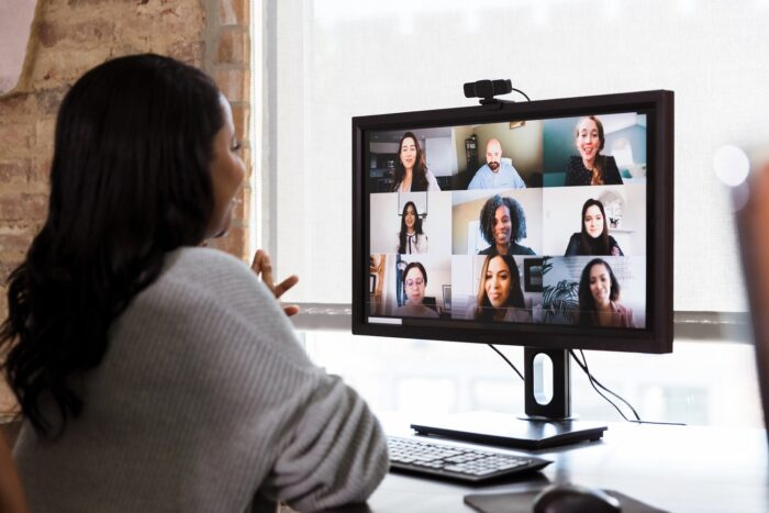 turn cameras on should be a ground rule you consider for conducting virtual board meetings