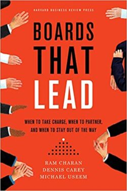 great reads for board of directors